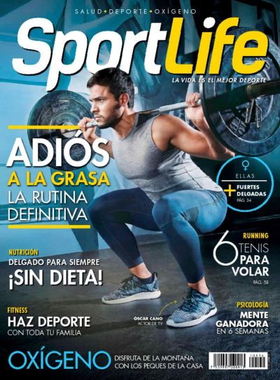 Sport Life - Mexico Magazine (Digital) - DiscountMags.com