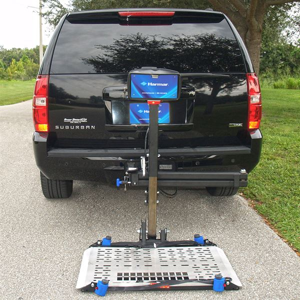 Harmar Electric Universal Power Chair Lift  Carrier Discount Ramps