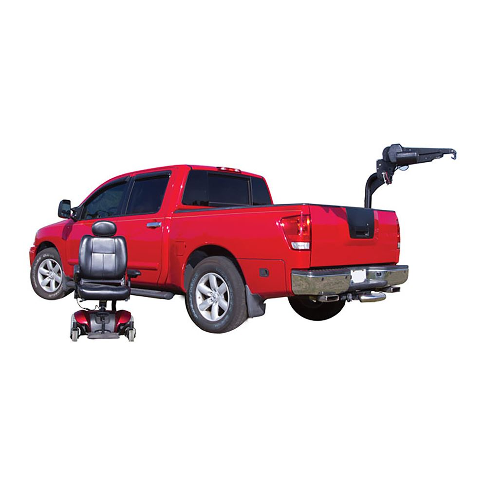 Harmar Tailgater Electric Truck Bed Mounted Power Chair