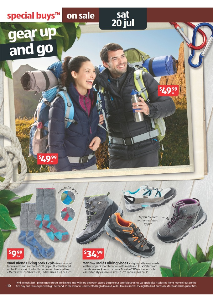 Aldi Catalogue Special Buys Week 29 2013 Page 10