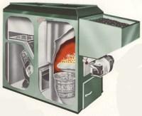 Keystoker A-120 Coal Hot Air Furnace