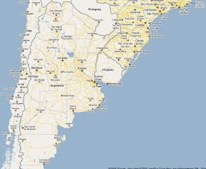 google maps new 300x246 Expat Tech: Google Maps Argentina   Phase I