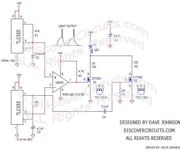 led lights circuits pdf