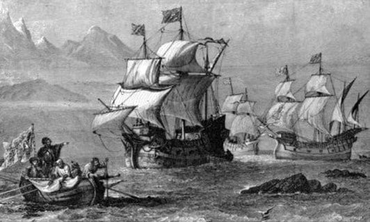 the history of the magellan voyage in the 1500s History books in 23 countries may need to be rewritten in the light of  such as  cook, magellan and da gama, whose heroic voyages took.