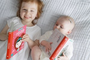 What's In A Book: BabyLit Books