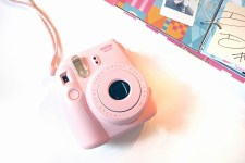 Capturing Disneyland Memories with Fujifim Instax Mini 8