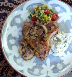 Genuine Delicious Veal Chops Discovery Cooking Veal Chop Recipes Barefoot Contessa Veal Chop Recipes Mushrooms