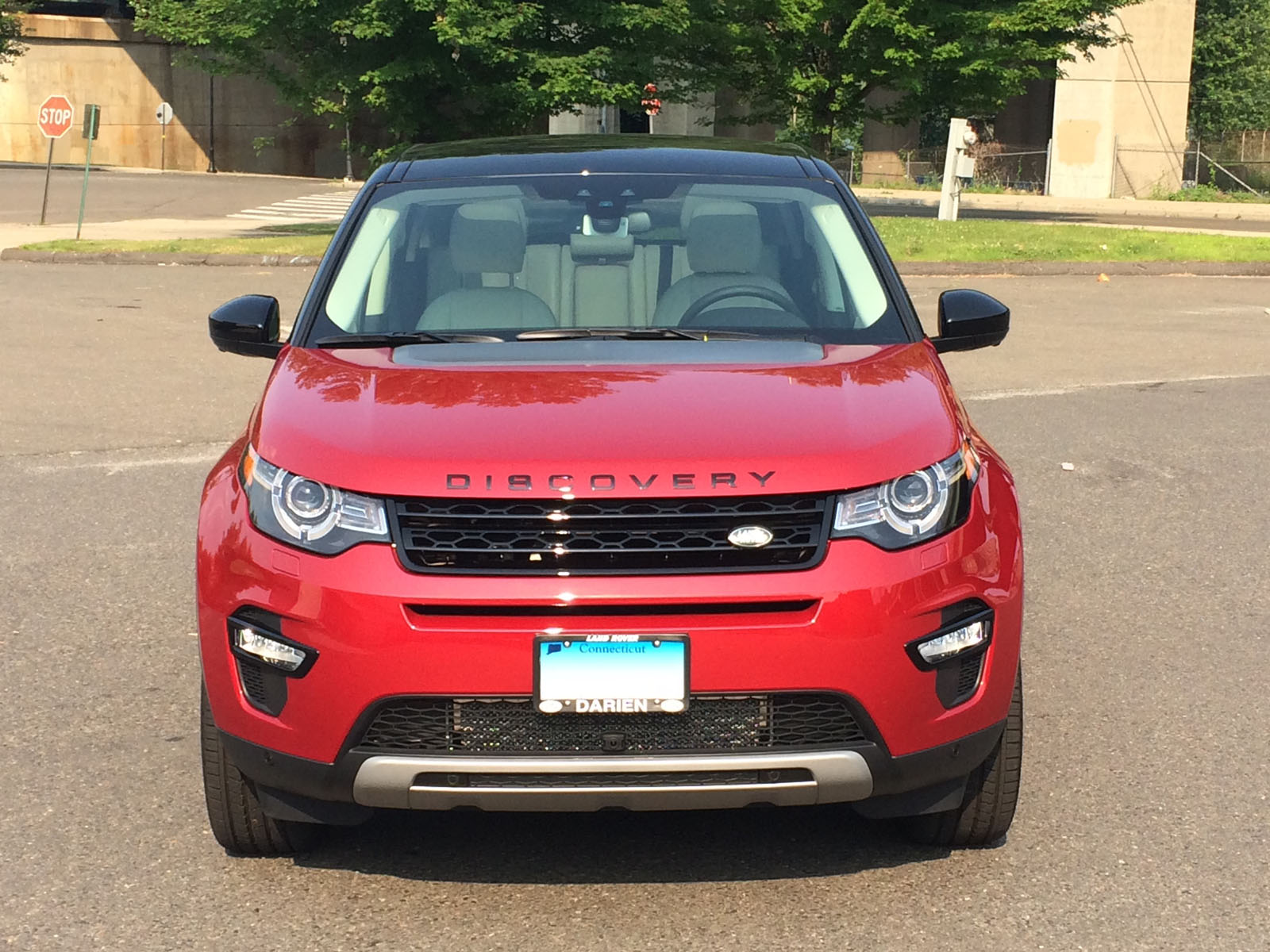 firenze red discovery sport photo thread page 2