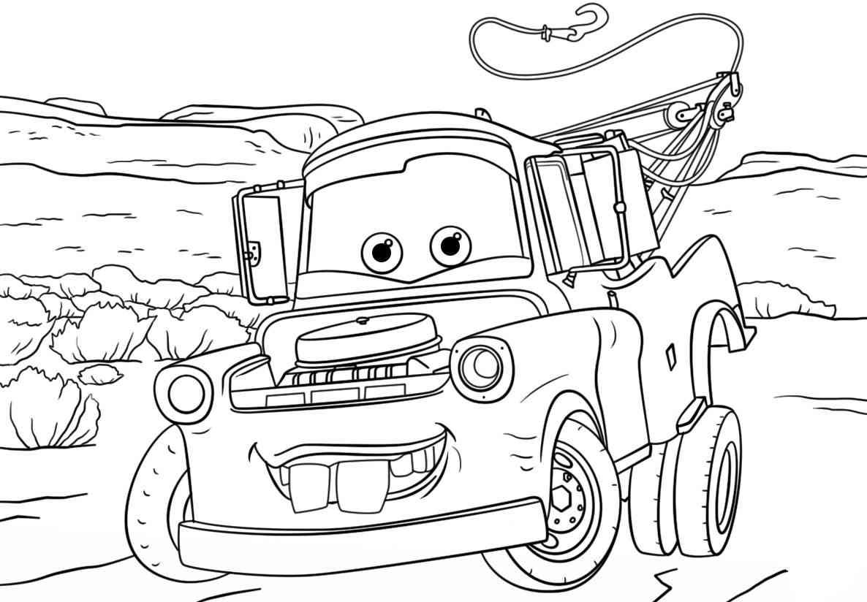 84 Disegni Cars Da Colorare E Stampare Per Bambini