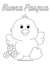 Immagini Di Buona Pasqua Da Colorare Buona Pasqua Scritta Da