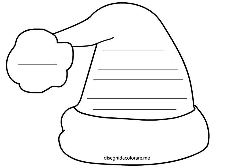 Gufo Con Cappello Babbo Natale Disegni Da Colorare