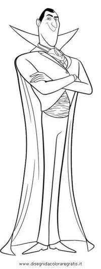 Disegno Hotel_Transylvania_4: personaggio cartone animato