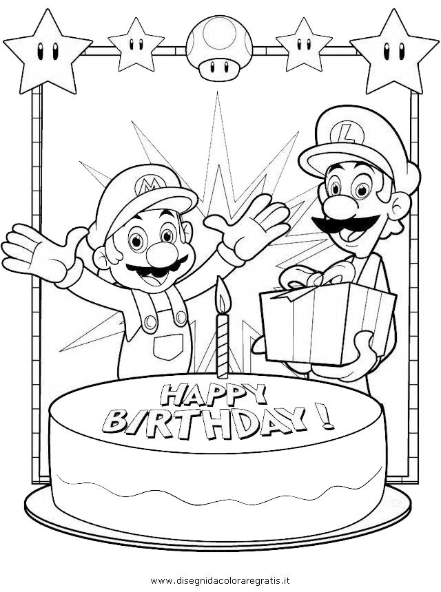 Disegno Mario
