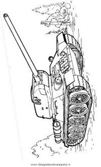 Disegno carri_armati_carro_armato_10 categoria mezzi ...