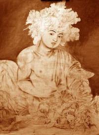 Come dipingere il Bacco di Caravaggio  Disegno & Pittura