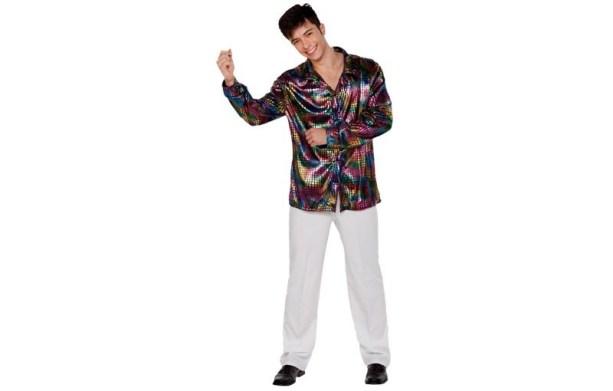 disfraz de disco para hombre