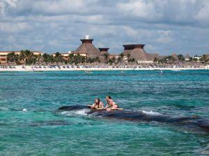 Playa hotel Bahía Príncipe
