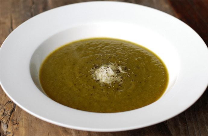 Passato di Verdure (Strained Vegetables Soup)