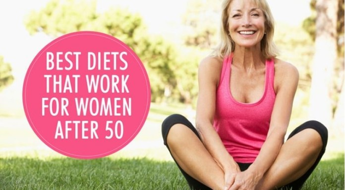 Best Diets That Work for Women After 50