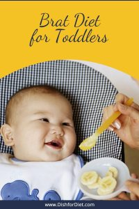 Brat Diet for Toddlers