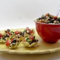 Black Bean Salsa -Oklahoma Caviar!