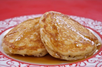 Pancakes From Scratch! Mom's Easy Recipe | Dishin' With Di - Cooking Show *Recipes & Cooking Videos*