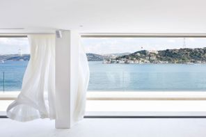 DC INTERIOR: APARTMENT WITH A VIEW