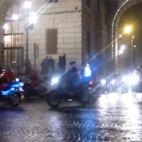 Babbi Natale in moto 2014