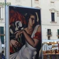 Tamara De Lempicka - Mostra all'AMO