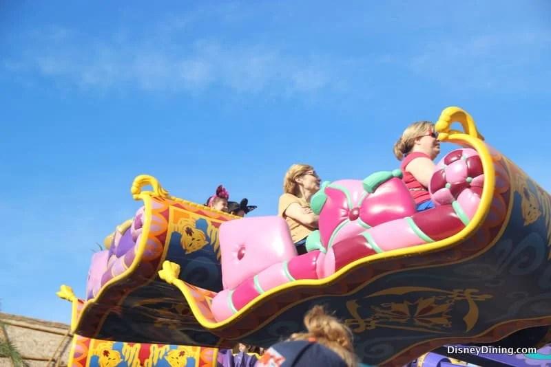 Magic Carpet Ride Disneyland Home Plan