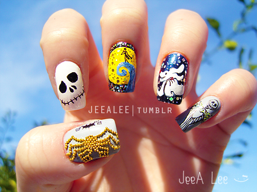 5 Disney Nail Art Manicures You Have To See To Believe