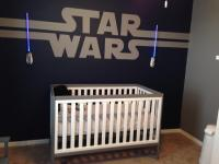 Home Design  Star Wars Baby Room