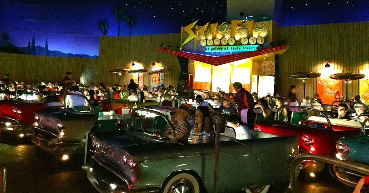 Club America Wallpaper 3d Our Top 5 Restaurant Choices At Disney S Hollywood Studios