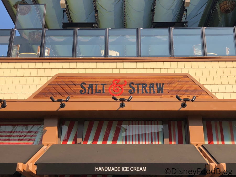 Review Thanksgiving Flavors At Disneyland39s Salt Straw