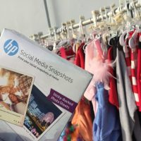 Print It, Stick It, Share It With HP Social Media Snapshots
