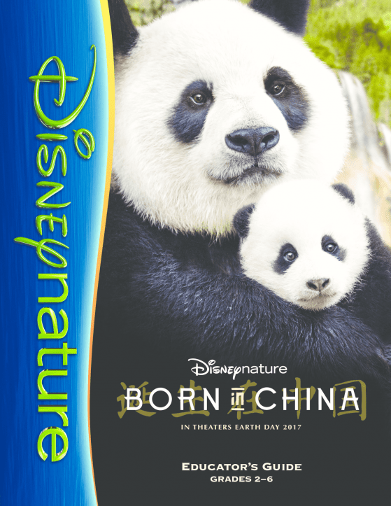 Disneynature Invites You To Celebrate Nature With The Awe Inspiring Born In China