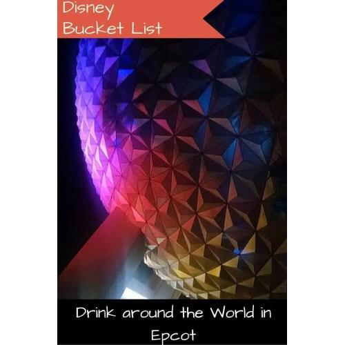 Medium Crop Of Drink Around The World Epcot