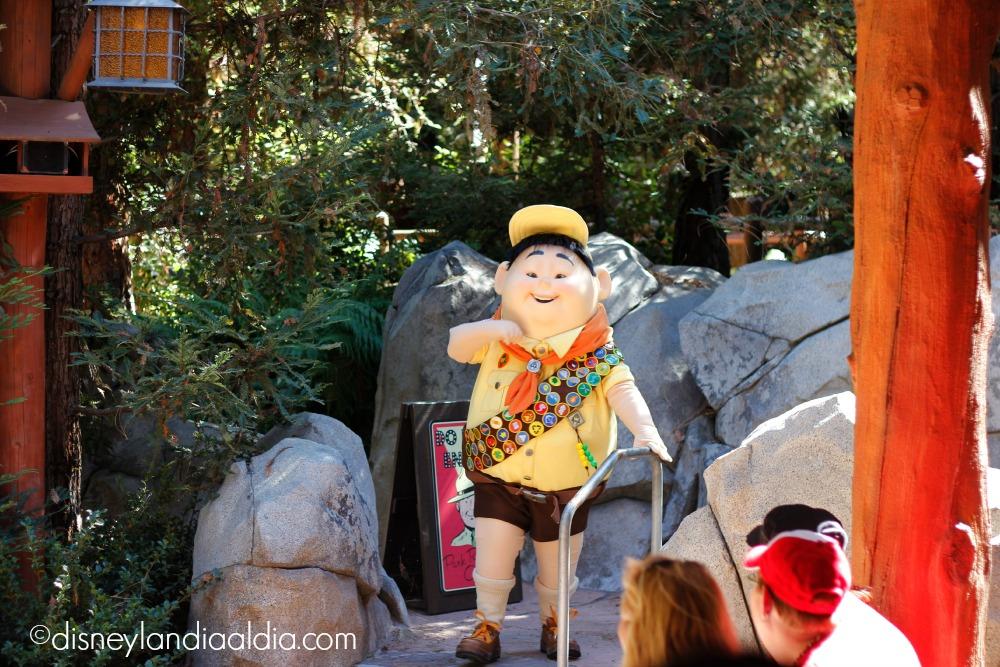 Russell Up - Disneylandiaaldia.com