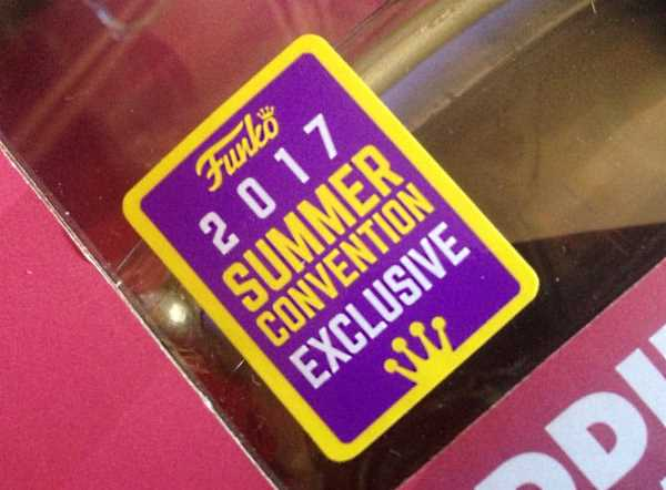 2017 Funko Summer Convention Exclusive