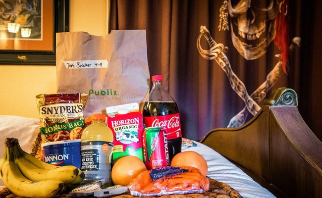 Tips For Buying Groceries At Disney World Disney Tourist