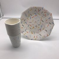 Disposable paper tableware - China Main Resource