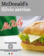 """""""Silvio's Service"""" è il titolo del Guardian sul panino McItaly patrocinato dal Ministero delle Politiche Agricole"""