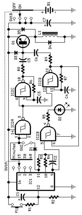 block diagram biomedical sleep inducer