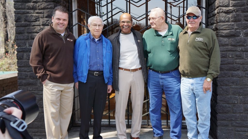 Buffalo Trace Distillery Celebrates the Filling of its 7 Millionth