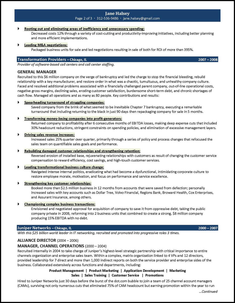 how to do a cna resumes