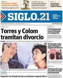 """Divorcio """"por Guatemala"""""""