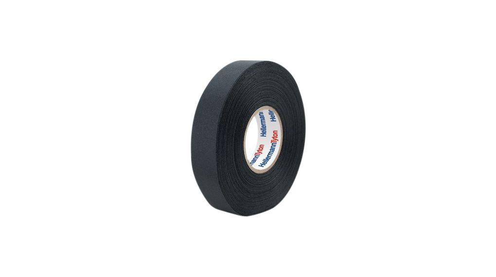 HTAPEPROTECT250 PET BK Wire Harness Tape Black 19mm x 25m