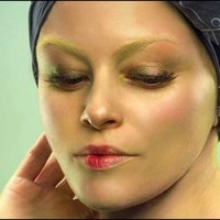 Nuova immagine di Effie dal libro Photographs from the Hunger Games