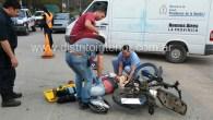 Finamente fueron dos motos las que colisionaron violentamente en Mitre y Azcuénaga en la tarde del viernes, con tres personas trasladadas al Hospital, una de ellas con fractura expuesta en […]