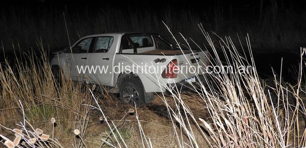 Ocurrió esta noche alrededor de las 21:30 horas, en la ruta 33 entre General Villegas y Piedritas, a unos 3 kilómetros de la balanza que se encuentra sobre esa traza […]